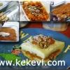 Balkabaklı Kedidili Pasta