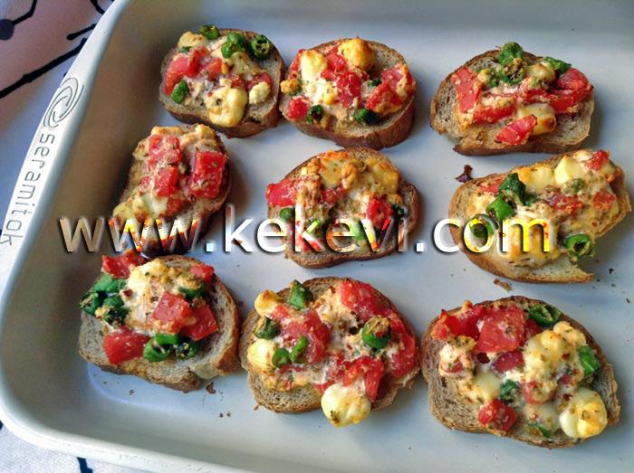 Video Kolay Ekmek Pizzası Ayşenur Altan Kekevicom