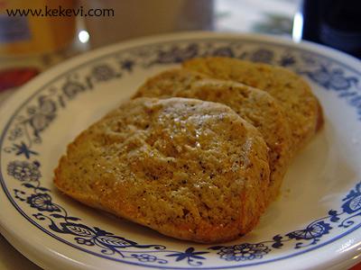 çaylı kurabiye
