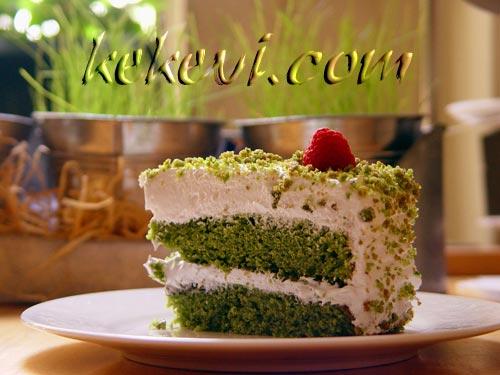 ispanakli kek
