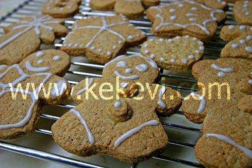 zencefilli biskuvi