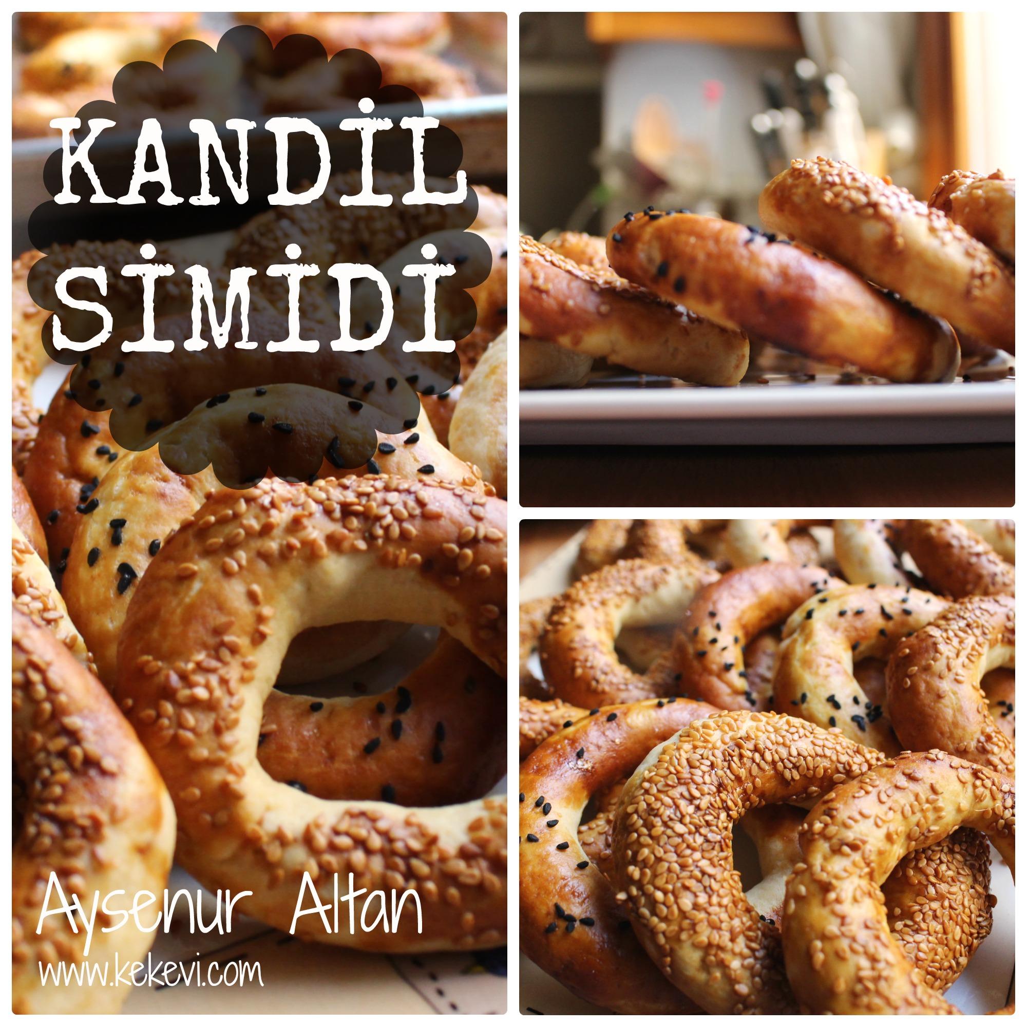 Kandil Simidi Tarifi